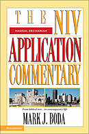 Haggai & Zechariah: NIV Application Commentary