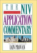 Ecclesiastes, Song of Songs ; NIV Application Commentary