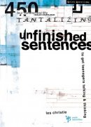 Unfinished Sentences