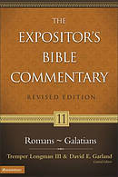 Romans-Galatians: Vol 11 : Expositor's Bible Commentary