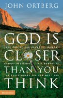 God Is Closer Than You Think: Hardback