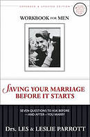 Saving Your Marriage Before It Starts Workbook for Men