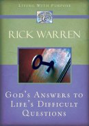 God's Answers To Life's Difficult Questions HB