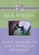 God's Answers To Life's Difficult Questions PB