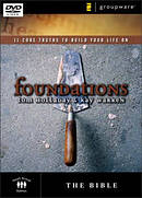 Foundations The Bible DVD