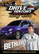 Drive Thru History: The Holy Lands Vol 3 DVD