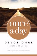 Once A Day Walk With Jesus Devotional Pb