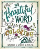 NIV, Beautiful Word Coloring Bible