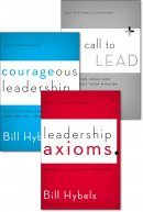 Hybels Leadership 3-Pack