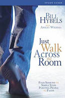Just Walk Across the Room Participant's Guide with DVD