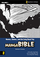 Manga Bible: Names, Games, And The Long Road trip Manga Bible Vol 1