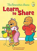 Berenstain Bears Learn To Share Hb