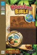 NIV, Adventure Bible, Imitation Leather, Brown, Full Color