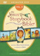 Jesus Storybook Bible Animated DVD: Vol 3