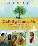 God's Big Plans for Me Storybook Bible