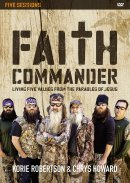 Faith Commander: A DVD Study
