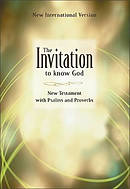 Invitation New Testament With Psalms And Proverbs