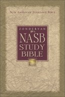 NASB Study Bible: Black, Top Grain Leather