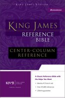 KJV Reference Bible: Burgundy , Bonded Leather, Thumb Index