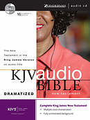 KJV: New Testament, Dramatized, CD