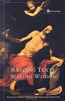 Reading Texts, Seeking Wisdom: Scripture and Theology