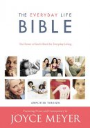 Amplified Everyday Life Bible: Hardback