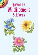 Favourite Wildflower Stickers