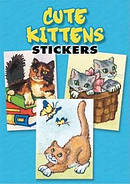 Cute Kittens Stickers
