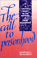Call To Personhood