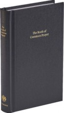 Book of Common Prayer: Standard Edition Prayer Book, Black
