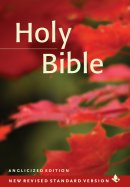 NRSV Popular Text Anglicised Bible: Hardback