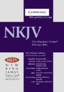NKJV Pitt Minion Reference Bible: Black, French Morocco Leather