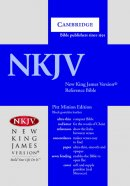 NKJV Pitt Minion Reference Bible: Black, Goatskin Leather