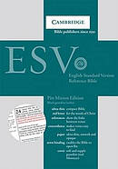 ESV Pitt Minion Reference Bible:  Brown, Goatskin Leather