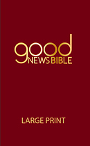 Good News Bible Large Print