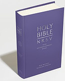 NRSV Bible: Hardback, Anglicised with DC's in Catholic Book Order