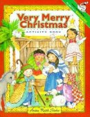 Very Merry Christmas Activity Book Pb