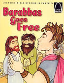 Barrabas Goes Free