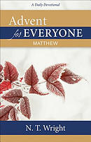 Advent for Everyone: Matthew: A Daily Devotional