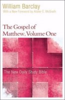 The Gospel of Matthew, Volume 1