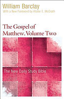 The Gospel of Matthew, Volume 2