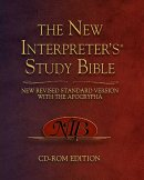New Interpreter's Study Bible on CD-ROM