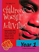 Children's Worship Activities Year 1