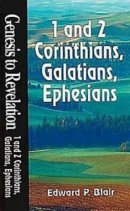 1 and 2 Corinthians, Galatians, Ephesians:  Student Study Book