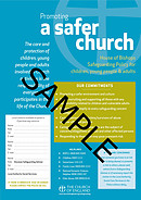 Promoting a Safer Church poster