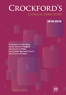 Crockford's Clerical Directory 2018/19 (hardback)