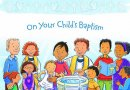 Baptism Card Children - Pack of 10