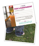 Godparent Certificate Pack of 20