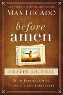 Before Amen Prayer Journal