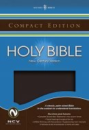NCV Compact Bible: Black, Imitation Leather